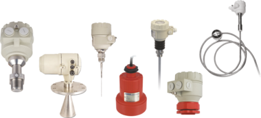 Nivelco level transmitters