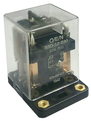Oen Power Distribution Relays 33 series