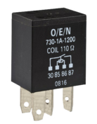 Oen automotive relays 73 series
