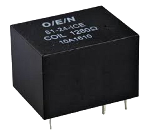 Oen Industrial PCB relays 81 series